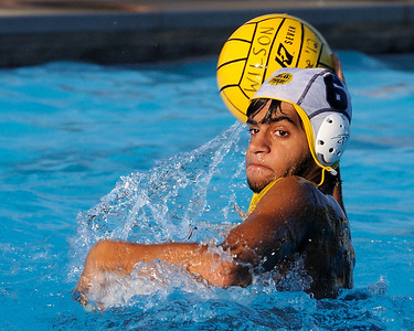 Tiger Water Polo - Green Valley 08/31/12