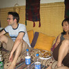 02 - song and vance at their hostel