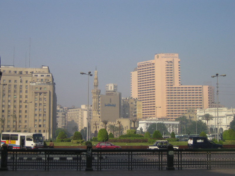 01 - hotels in central cairo