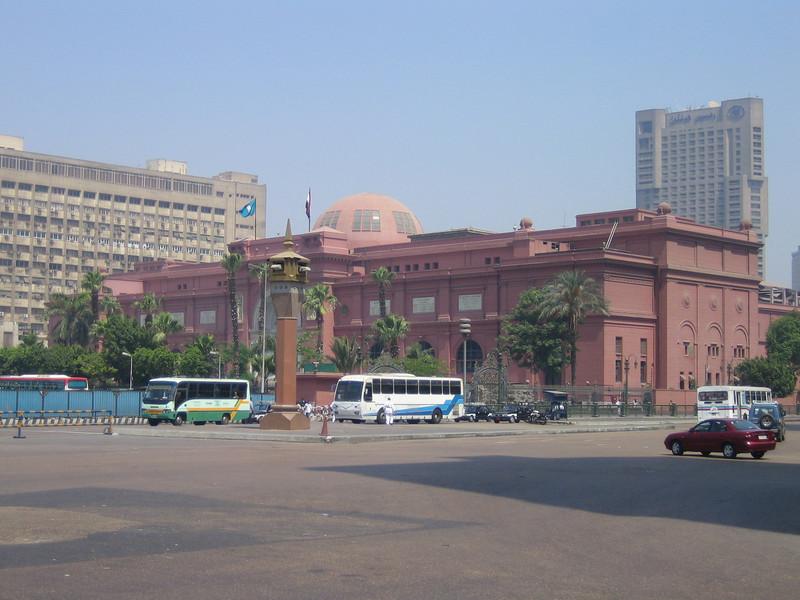 06 - Egyptian Museum