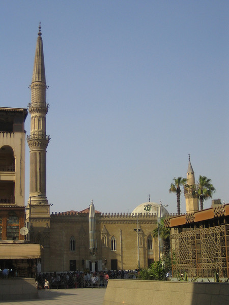 27 - most holy mosque in cairo