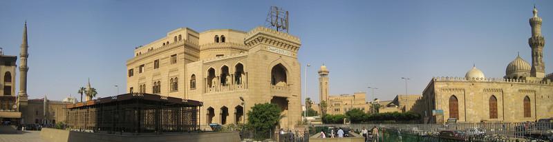 25 - pano of islamic cairo