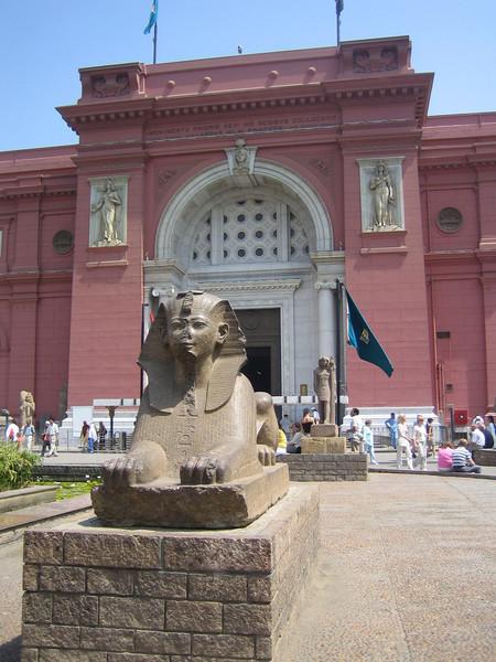 07 - Egyptian museum