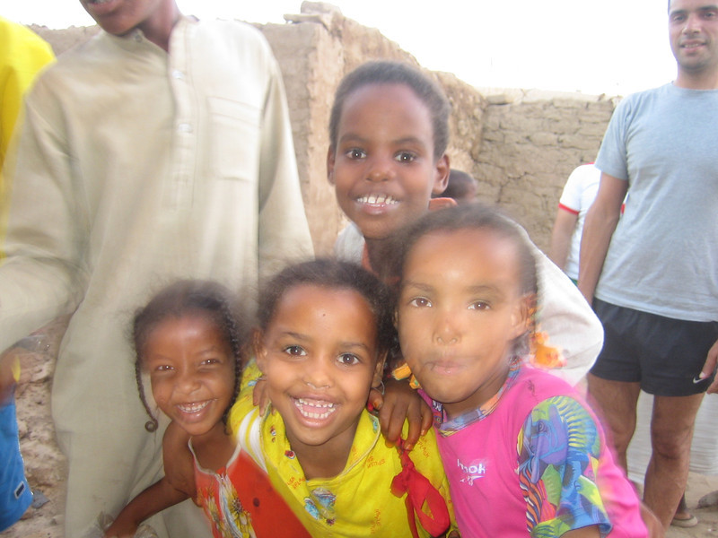 120 - nubian children