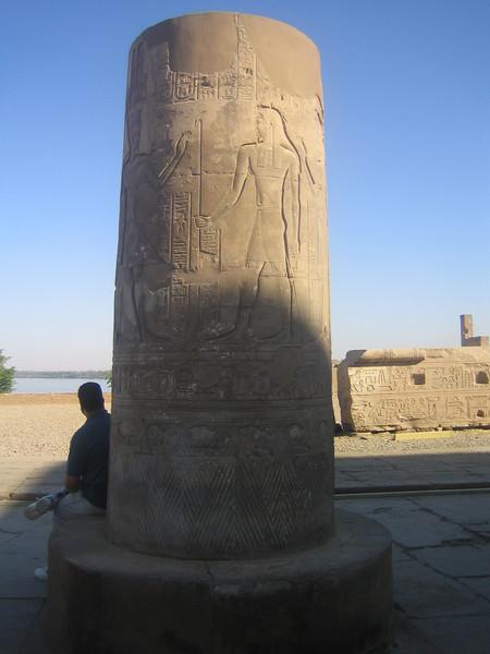 022 - carved column