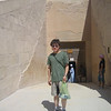 011 - keegs infront of tomb of Ramses IV