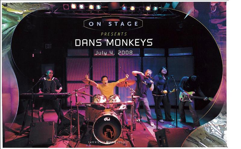 Dans Monkeys