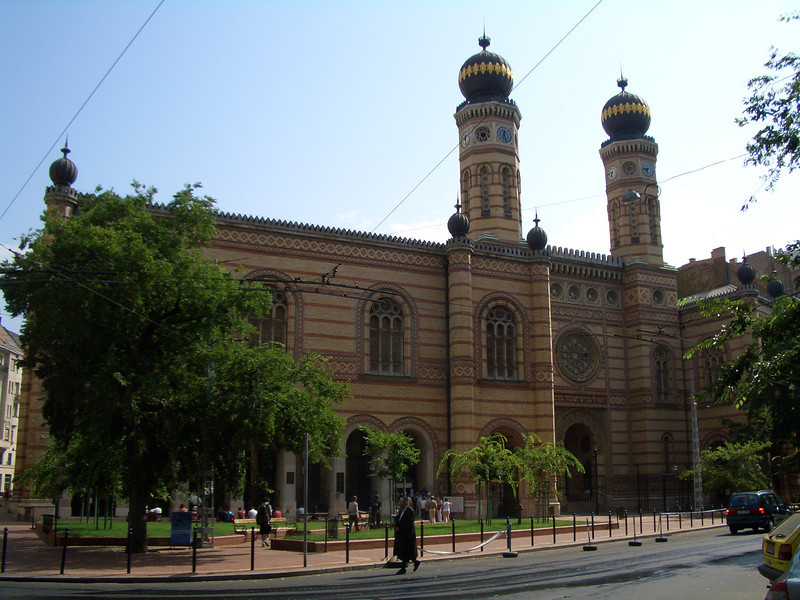 001 - Synagogue and Jewish Museum
