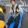 18 - Me getting strapped in
