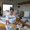001 - me at breakfast