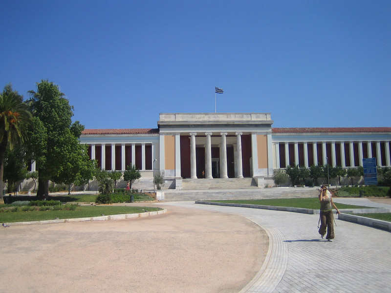 01 - National Archelogical Museum
