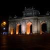 07 - Arc at Puerta de Alcala