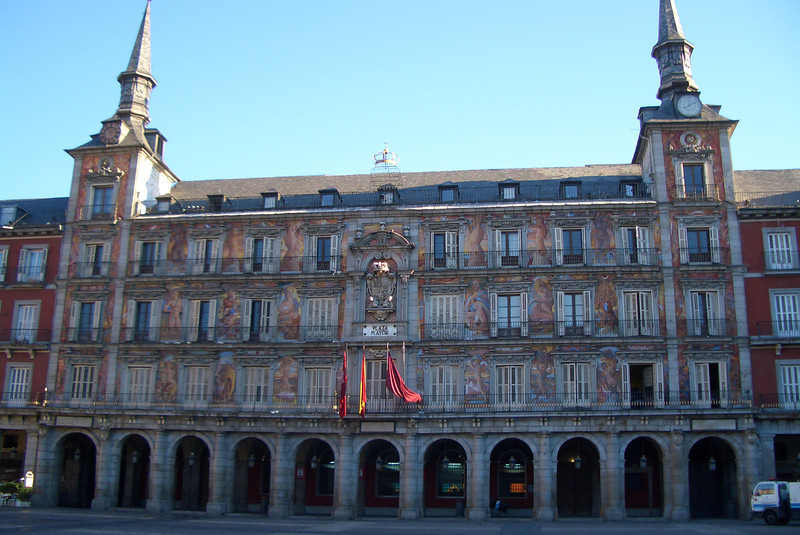 01 - Plaza Mayor