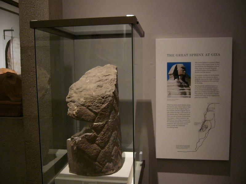 19 - sphinx display