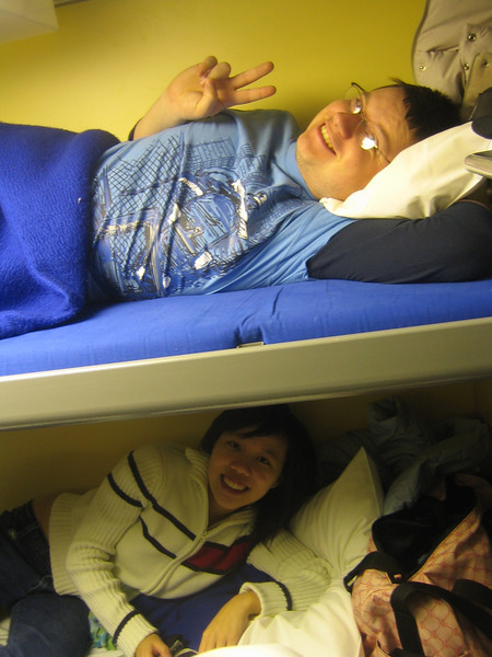 1 - Top 2 bunks