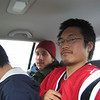15 - in the car