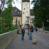 005 - Clock tower in Waldshut