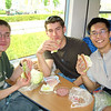 010 - Lunch on a train