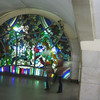 02 - stained glass in the metro