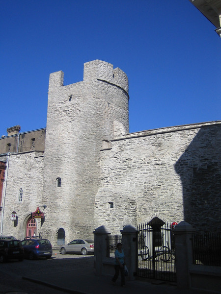 01 - Part of the city wall