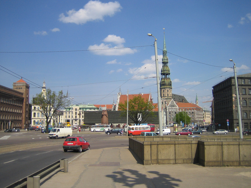 01 - center of Riga