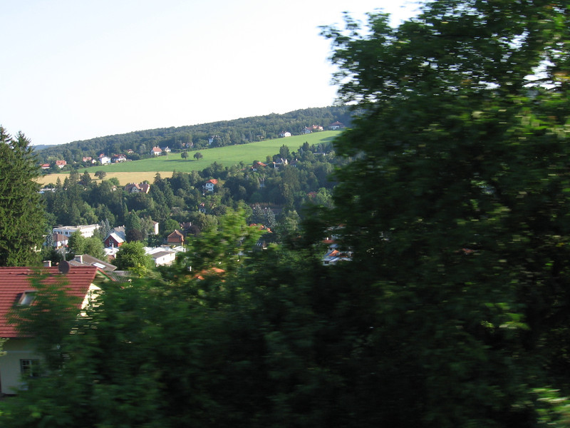 Vienna countryside