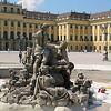 004 - Schloss Schonbrunn fountain