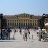 002 - Schloss Schonbrunn front