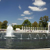 World War II Memorial; Washington, DC 2005
