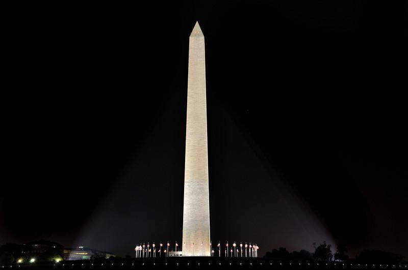 Washington Monument; Washington, DC 2008