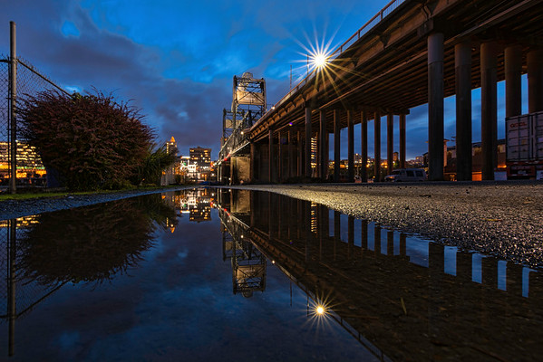 Murray Morgan Bridge, Tacoma WA