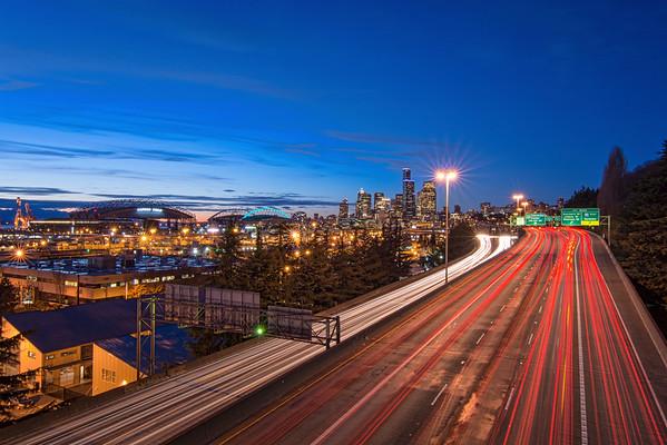 Destinaton: Seattle