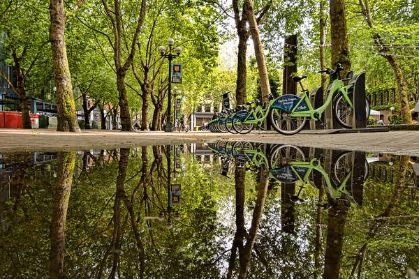 Pioneer Square, Seattle WA