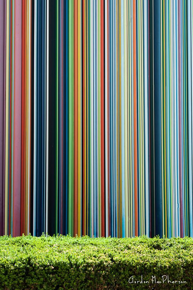 La Defense rainbow