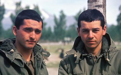 Askerlik, Burdur, 1981
