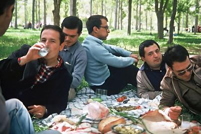 Askerlik dönem arkadaşlarım, Afyon, 1981