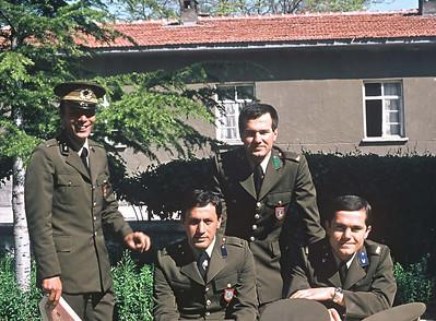 Askerlik dönem arkadaşlarım, Afyon 1981