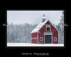 Red Barn Snowfall - Draft-2