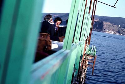 Boğazda balık sefası , Istanbul