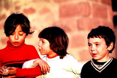 Çocuklar, Kaleiçi, Ankara