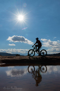 Mountain biking in Sedona