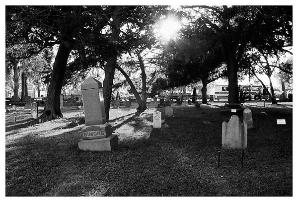 The first severl photos are from Hugeunot Cemetery in St. Augustine, FL.