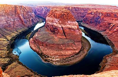 Horseshoe Bend, Page Arizona