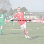 International Football - Women's 1st XI Friendly - Wales v Northern Ireland
