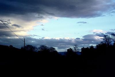 Yağmur sonrası - Eskihisar-Gebze