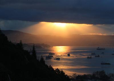 Büyükdere Istanbul Sun Rise