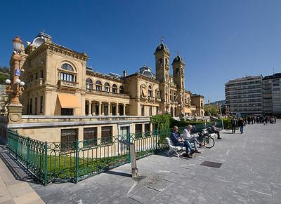 San Sebastian, Donostiako Udala