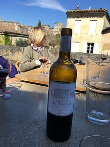St. Emllion Cafe L'Antre Deux Verres