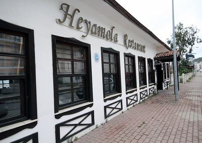 İnebolu, Heyamola Restaurant