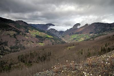 Küre dağları, Kastamonu-İnebolu arası